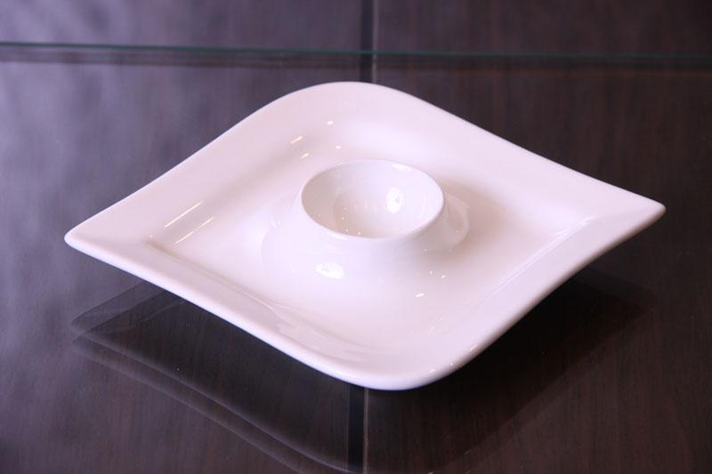 schillerbach eierbecher set 6 tlg porzellan wei. Black Bedroom Furniture Sets. Home Design Ideas