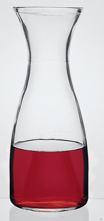 2x wein wasser weinkaraffe glas dekanter 1l karaffe saftflasche glasflasche ebay. Black Bedroom Furniture Sets. Home Design Ideas