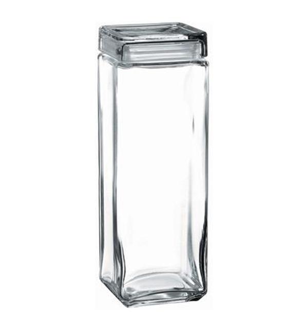 aufbewahrungsdose glas mit deckel vorratsglas spaghetti. Black Bedroom Furniture Sets. Home Design Ideas