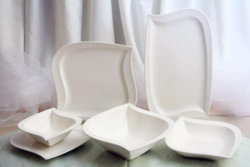 26 tlg porzellan tafelservice geschirrset tellerset ess service f r 6 personen. Black Bedroom Furniture Sets. Home Design Ideas