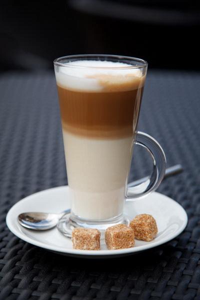 12 latte macchiato kaffee tee gl ser 260ml glas. Black Bedroom Furniture Sets. Home Design Ideas