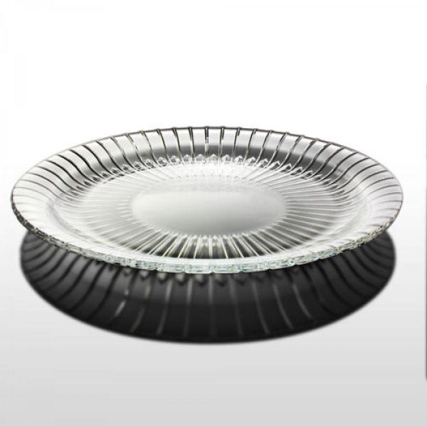 crystallplatte servierplatte teller glas platte schale crystallschale gelsenkirchen. Black Bedroom Furniture Sets. Home Design Ideas