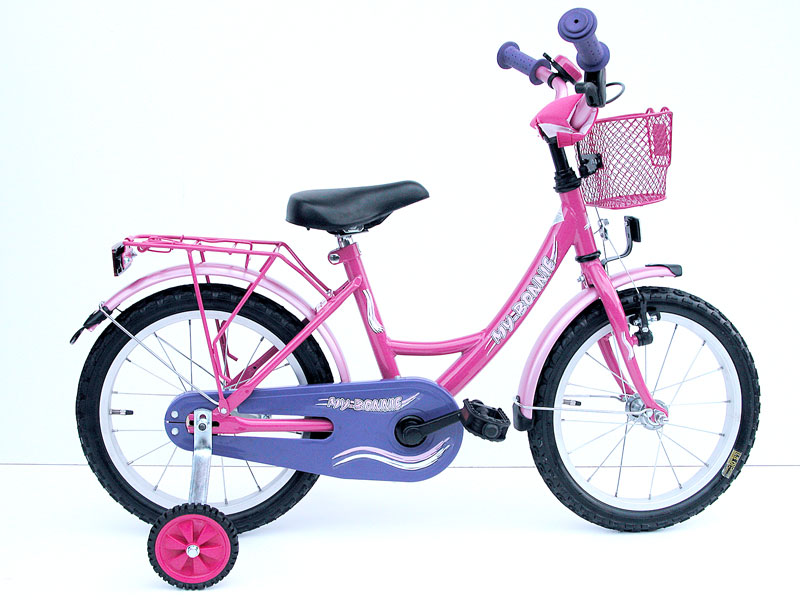 bachtenkirch kinderfahrrad 18 zoll my bonnie modell 2018. Black Bedroom Furniture Sets. Home Design Ideas