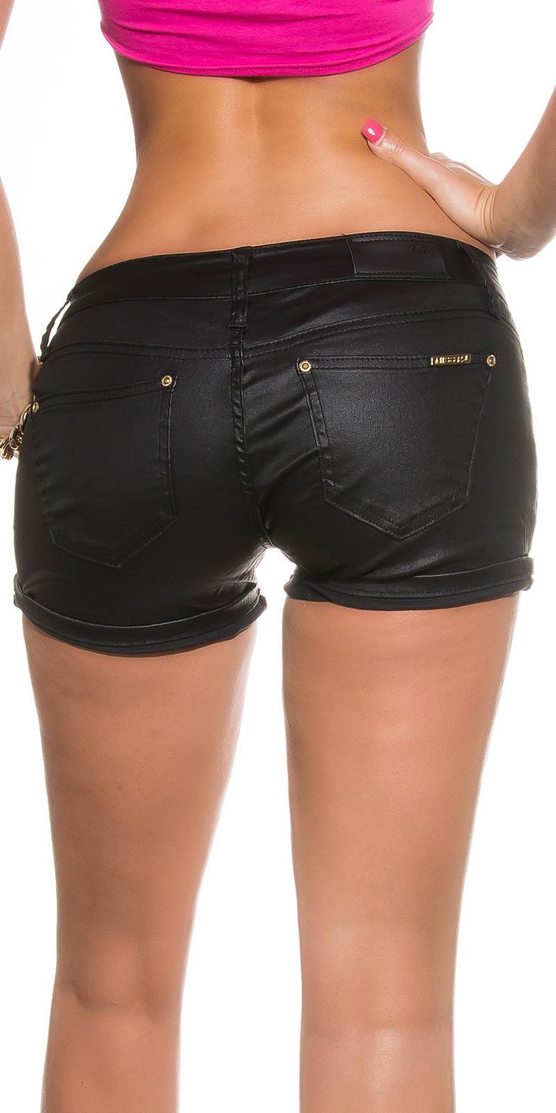 damen hot pants hotpants shorts kurze hose bermuda im. Black Bedroom Furniture Sets. Home Design Ideas