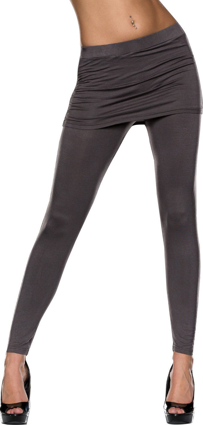 sexy trendy stretch leggings leggins mit angen htem rock. Black Bedroom Furniture Sets. Home Design Ideas
