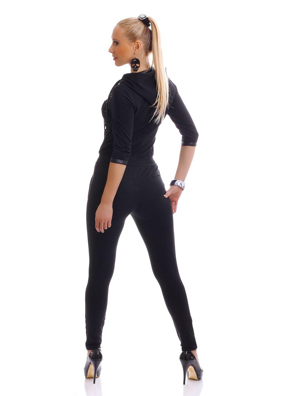 damen overall jumpsuit jogger jogging laufanzug onesie. Black Bedroom Furniture Sets. Home Design Ideas