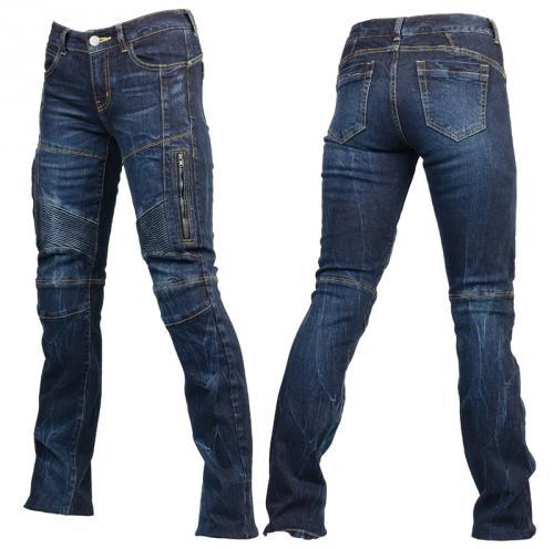 motorrad damen jeans ce protektoren kevlar biker jeans. Black Bedroom Furniture Sets. Home Design Ideas