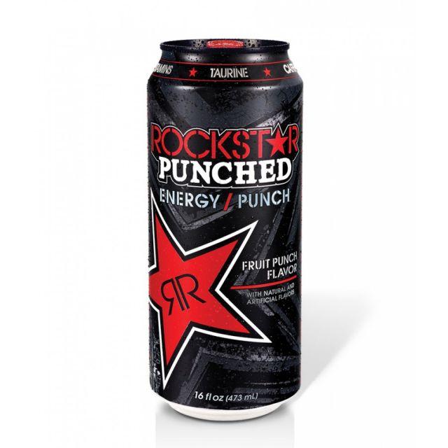 rockstar punched energy drink 1 x 473ml ebay. Black Bedroom Furniture Sets. Home Design Ideas