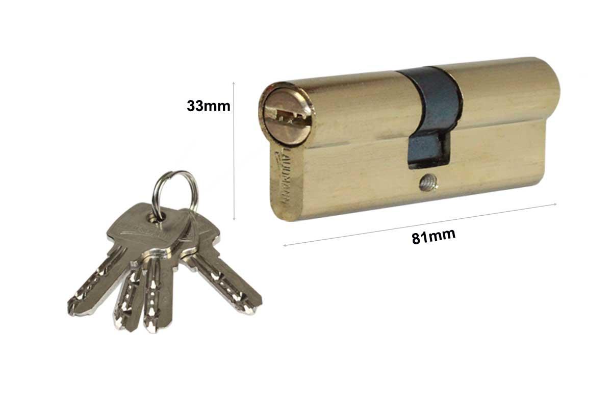 laudmann sicherheitsschloss 80mm t rschloss t rzylinderschloss schloss neu ebay. Black Bedroom Furniture Sets. Home Design Ideas