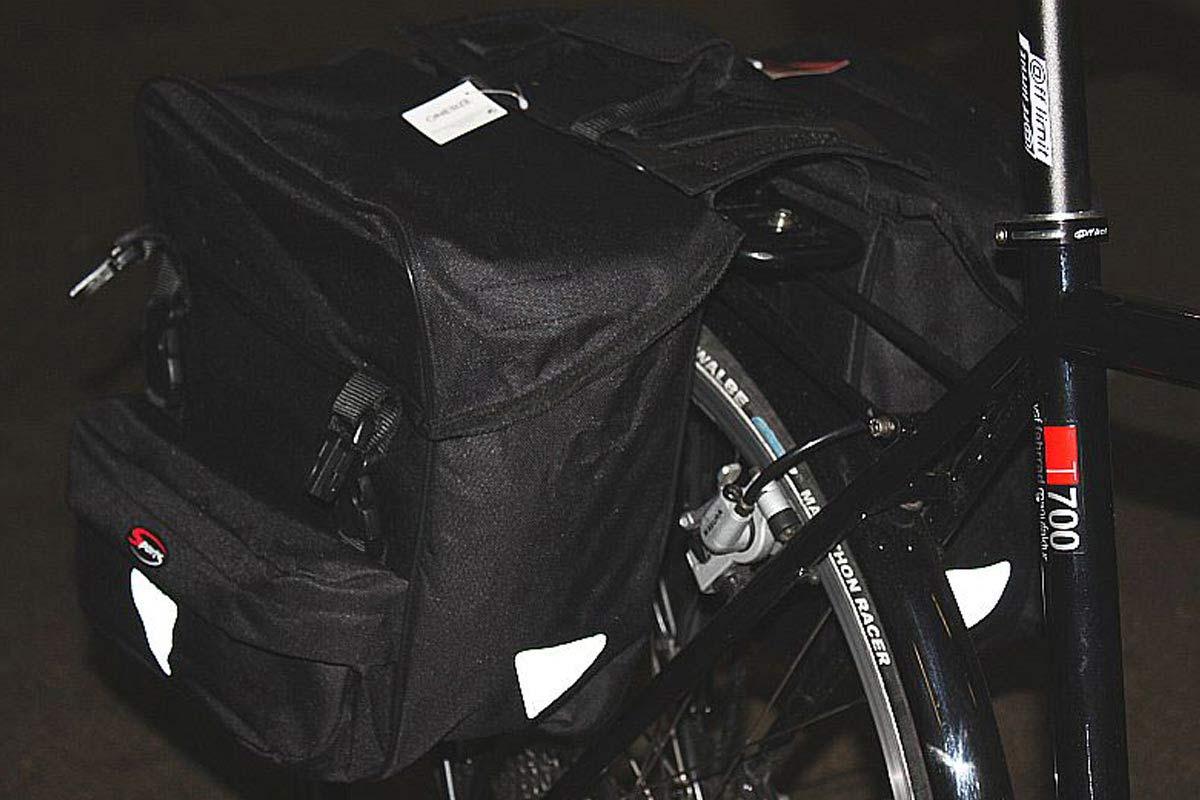 fahrrad gep cktr ger tasche satteltasche gep cktr gertasche ebay. Black Bedroom Furniture Sets. Home Design Ideas