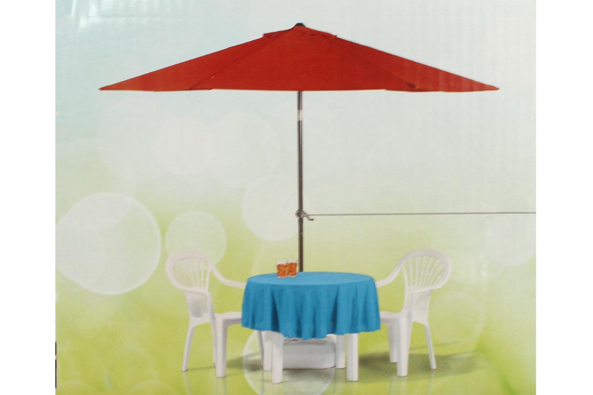 sonnenschirm gartenschirm balkonschirm marktschirm kurbelschirm uv80 ebay. Black Bedroom Furniture Sets. Home Design Ideas