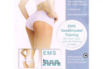 Straffer Po Gesäßmuskel Elektrostimulation Neu SANITAS EMS Po-Trainer SEM 70