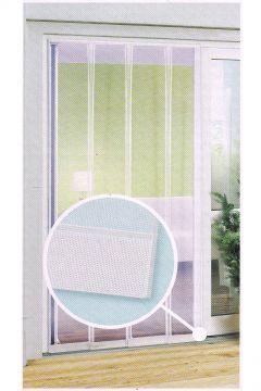 powerfix fliegengitter lamellenvorhang insektenschutz vorhang fliegengitter neu ebay. Black Bedroom Furniture Sets. Home Design Ideas
