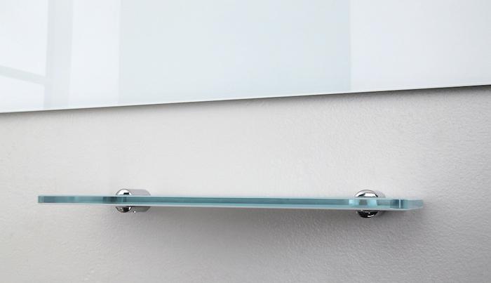 Glastafel Magnettafel Magnet Board Wandtafel Whiteboard Glas weiß VOS Jost