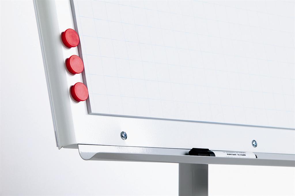 Touch Tischlampe GARDA mit LED Stoffschirm weiß Tischleuchte Nachttischlampe