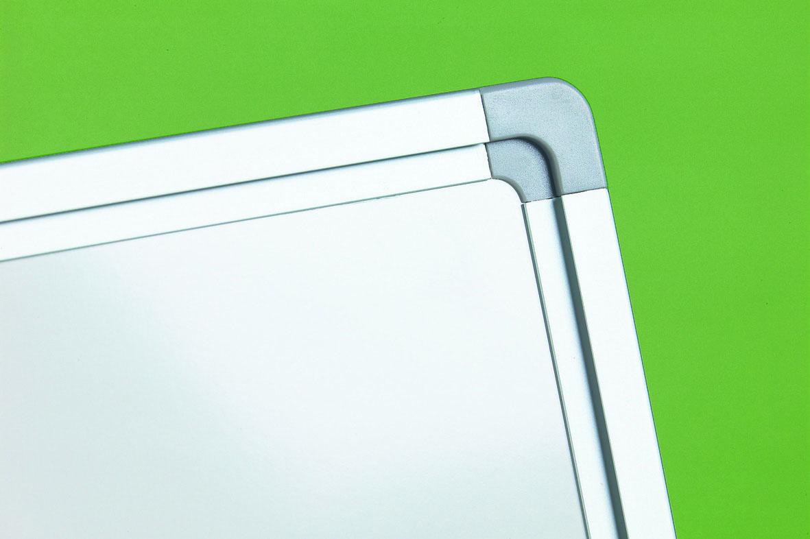 profi whiteboard magnettafel schreibtafel memoboard lackiert stahl vos jost ebay. Black Bedroom Furniture Sets. Home Design Ideas
