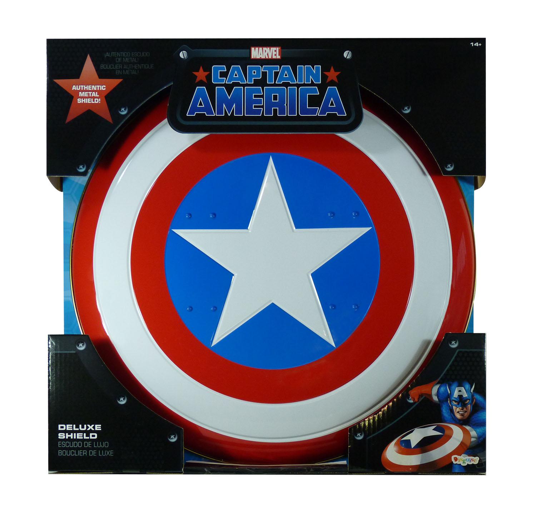 avengers captain america schild replika aus metall 60 cm f r erwachsene ebay. Black Bedroom Furniture Sets. Home Design Ideas