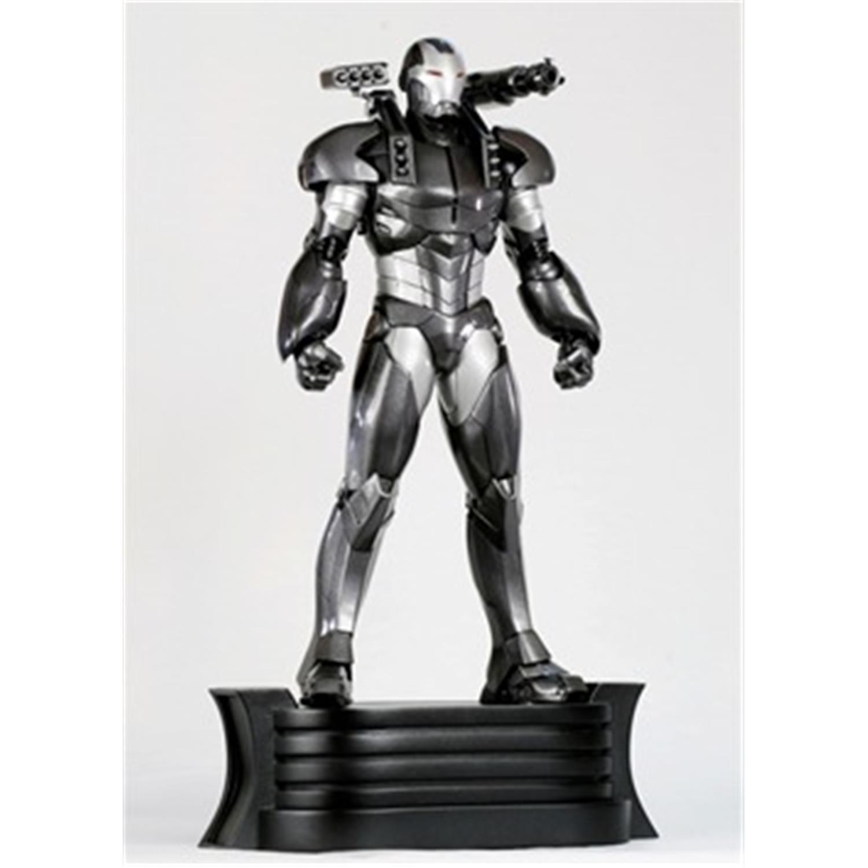 war machine modern version iron man resin statue bowen neu ovp ebay. Black Bedroom Furniture Sets. Home Design Ideas