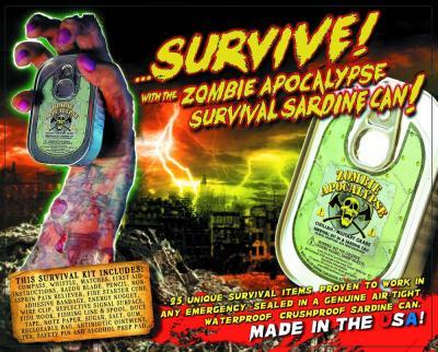 Zombie-Apocalypse-Survival-Kit-Uberlebensset-Sardinendose-Neu-OVP