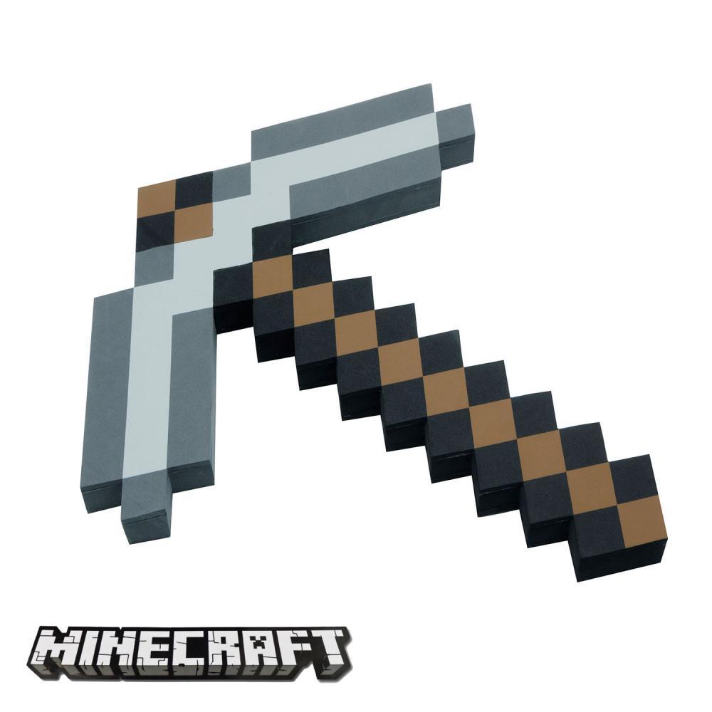 Minecraft spitzhacke pickaxe replik dekoration aus - Minecraft dekoration ...
