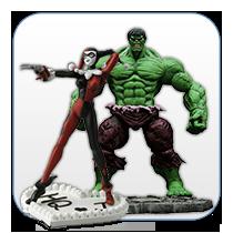 Actionfiguren Spielwaren bei X-Comics