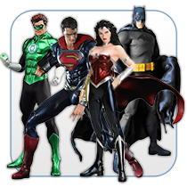 DC Actionfiguren bei X-Comics