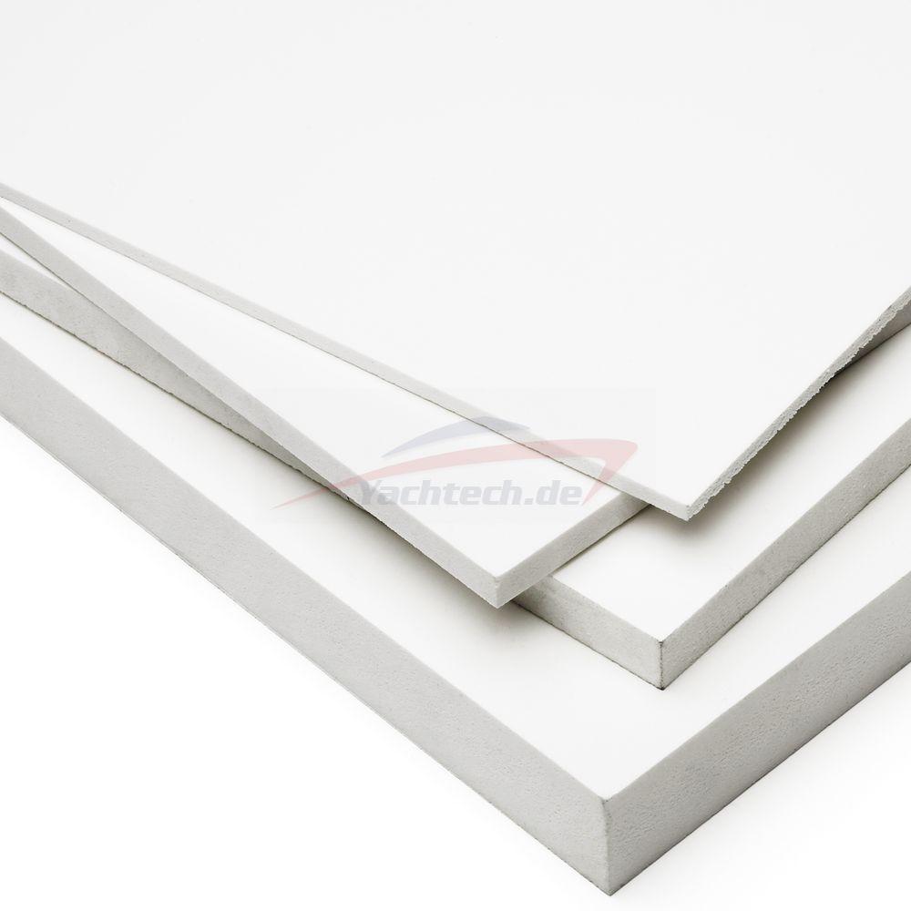 pvc hartschaumplatten wei 1000 x 500 x 3 mm kunststoffplatten polystyrol platte ebay. Black Bedroom Furniture Sets. Home Design Ideas