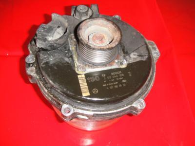 Lichtmaschine 150a mercedes w220 s600 12 zylinder for Mercedes benz s600 ebay