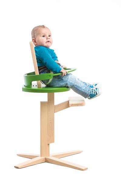 Kinderhochstuhl babyhochstuhl aus holz von 0 bis 10 - Babyhochstuhl holz ...