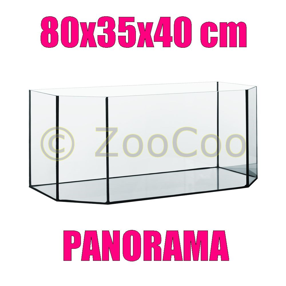 80x35x40-PANORAMA-Aquarium-Becken-Glasbecken-105-Glasaquarium-Glas-Terrarium-80