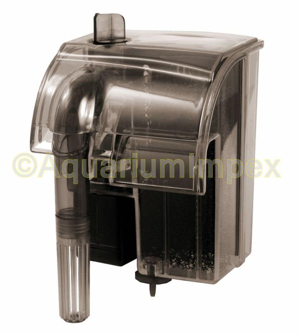 ATMAN MHF-100 Aussenfilter für NANO 3 W Hang on Filter Anhängefilter Filter