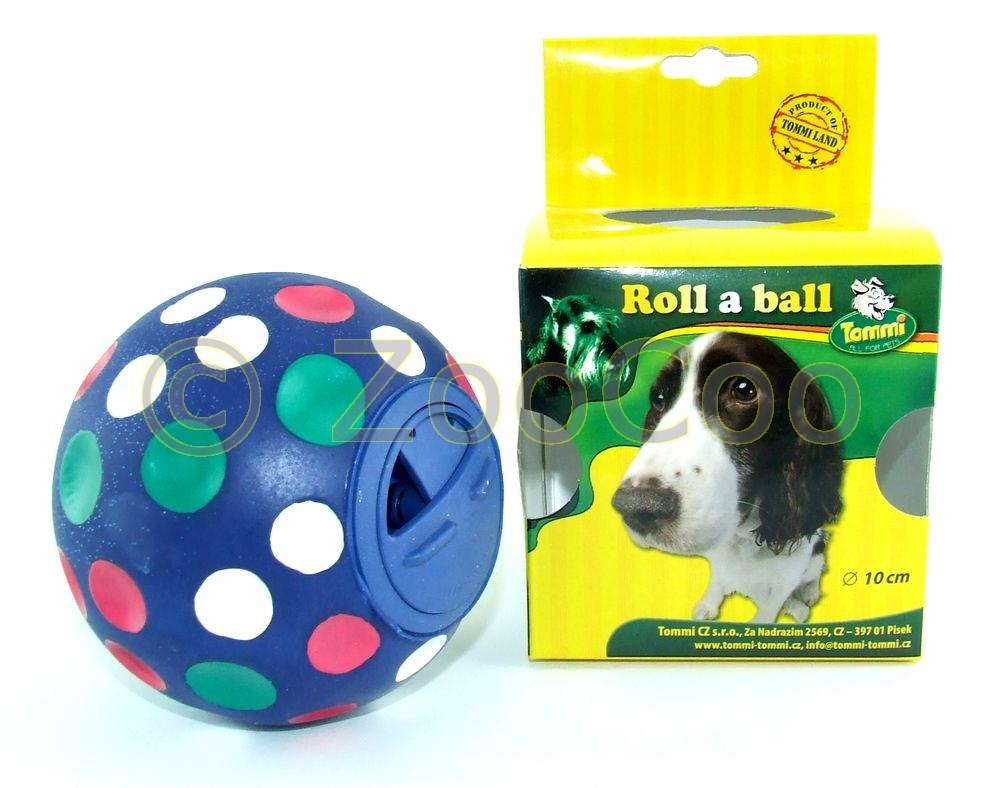 Futterball-Snackball-Hunde-Spielzeug-Spielball-Leckerli-Ball-Futterkugel-2-Groesse