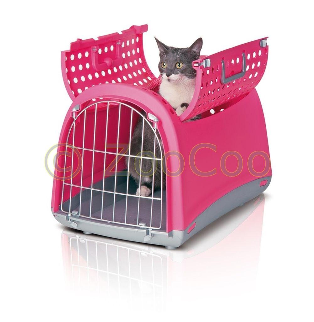linus cabrio hunde katzen kleintier transportbox transport. Black Bedroom Furniture Sets. Home Design Ideas
