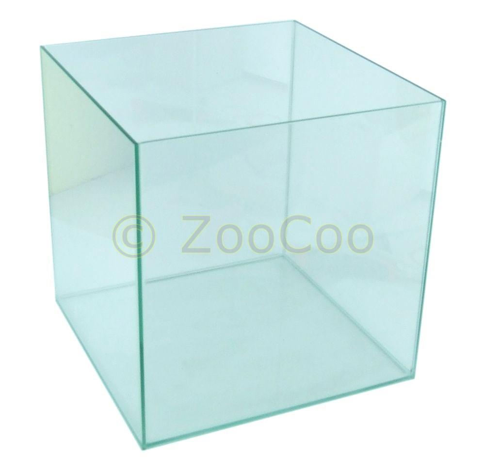 Wuerfel-Aquarium-30x30x30-35x35x35-40x40x40-Becken-Glasbecken-30-35-40