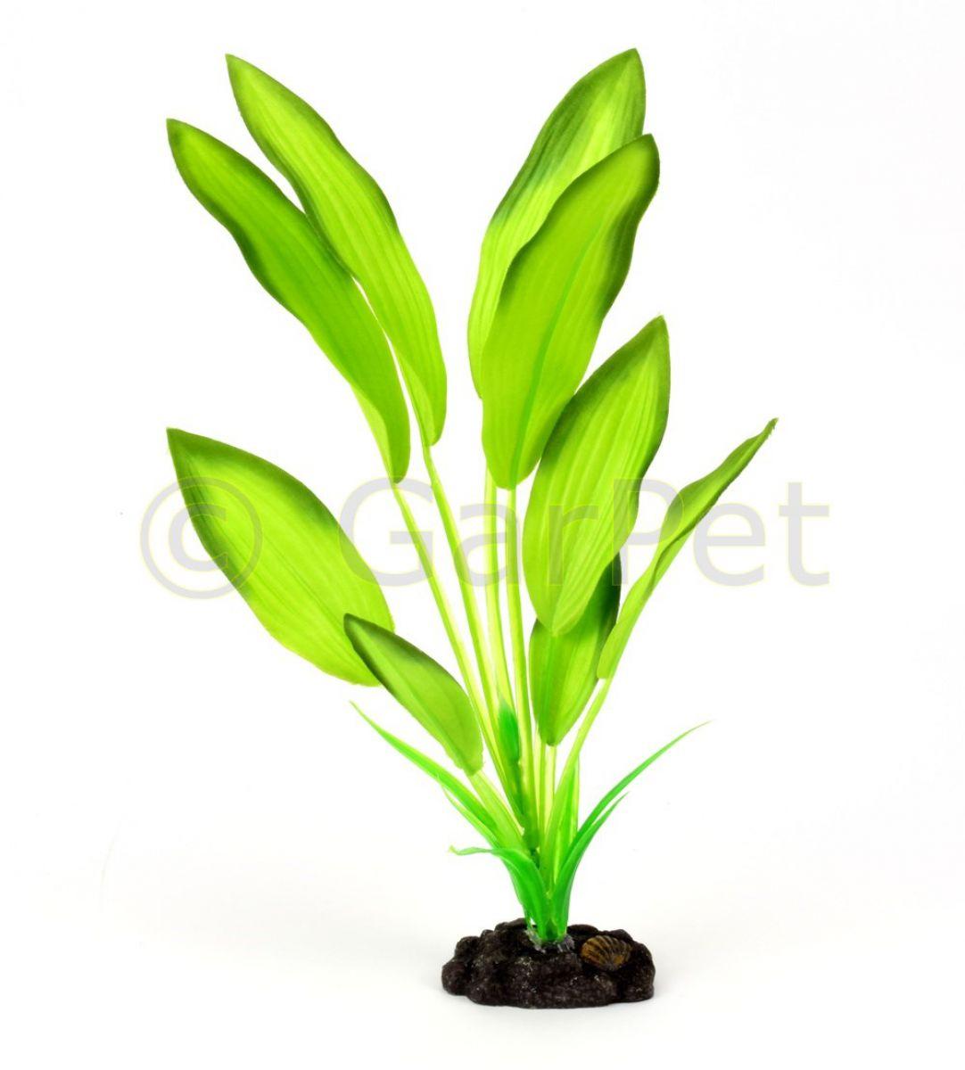 k nstliche aquarium wasser pflanze aus seide seidenpflanze kunstpflanze ebay. Black Bedroom Furniture Sets. Home Design Ideas
