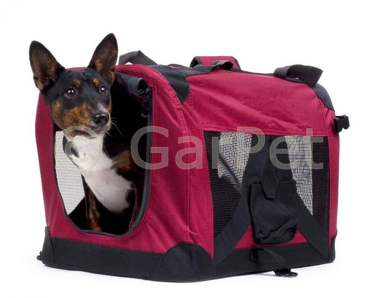 hundebox faltbar hund katzen box transportbox. Black Bedroom Furniture Sets. Home Design Ideas