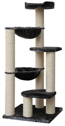 kratzbaum maine coon big ben xl f r extra gro e und schwere katzen farbe grau ebay. Black Bedroom Furniture Sets. Home Design Ideas