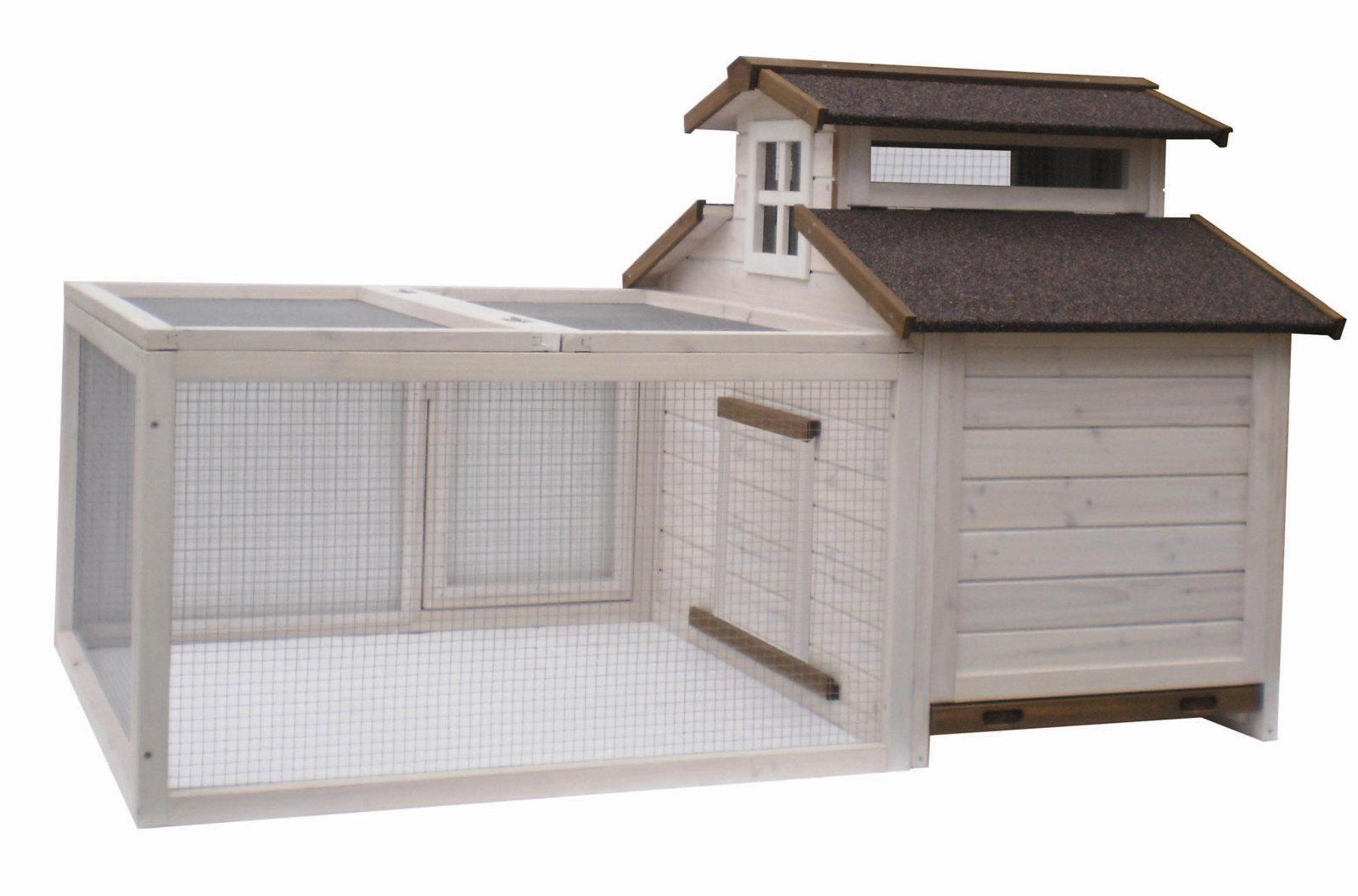 h hnerstall h hnerhaus mylene inkl freigehege ideal auch. Black Bedroom Furniture Sets. Home Design Ideas