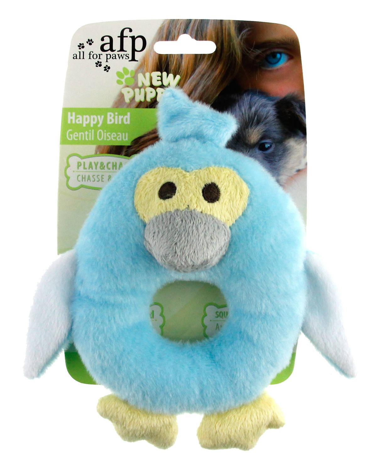 New puppy happy bird spielzeug für welpen