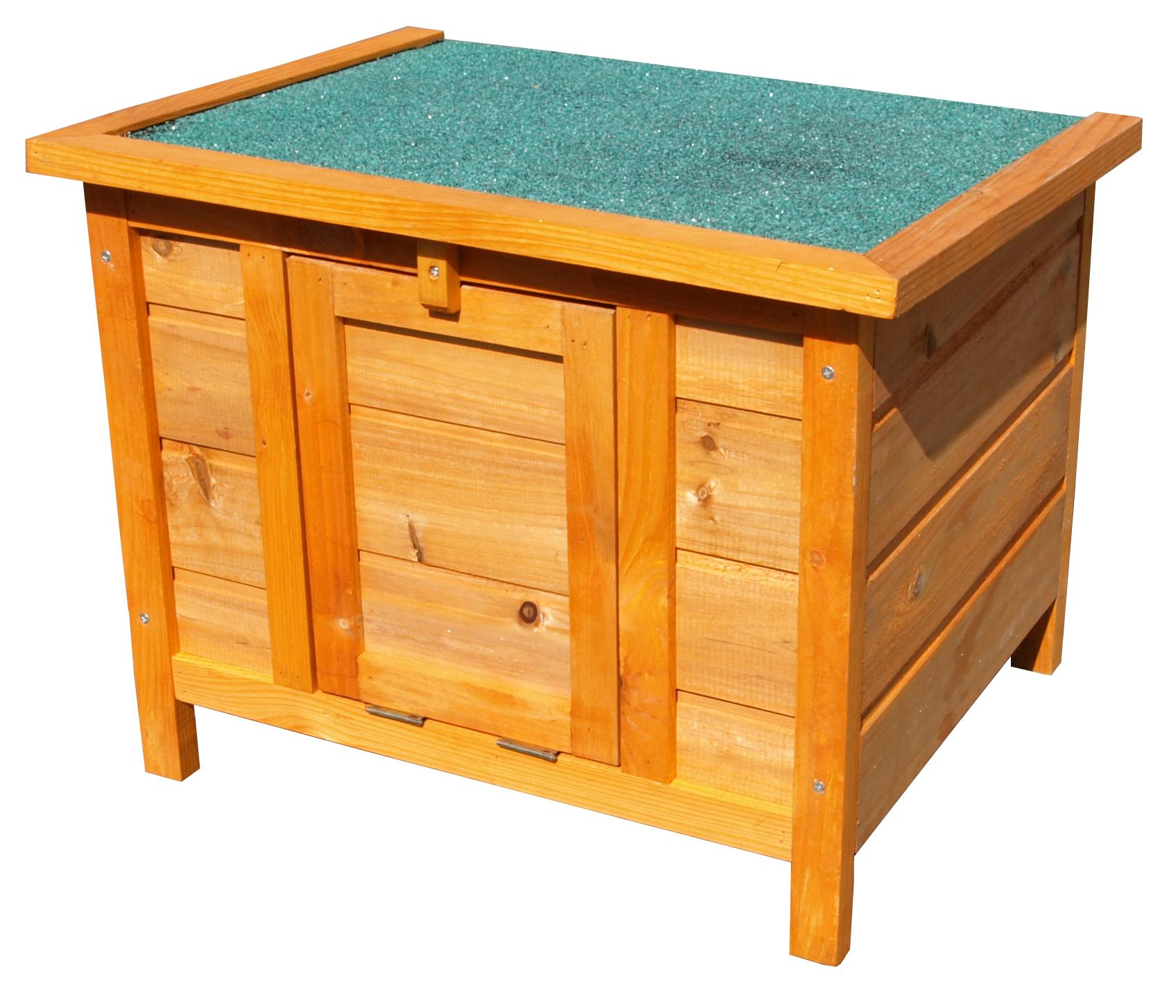 nagerhaus kleintierhaus casita ideal f r freigehege. Black Bedroom Furniture Sets. Home Design Ideas