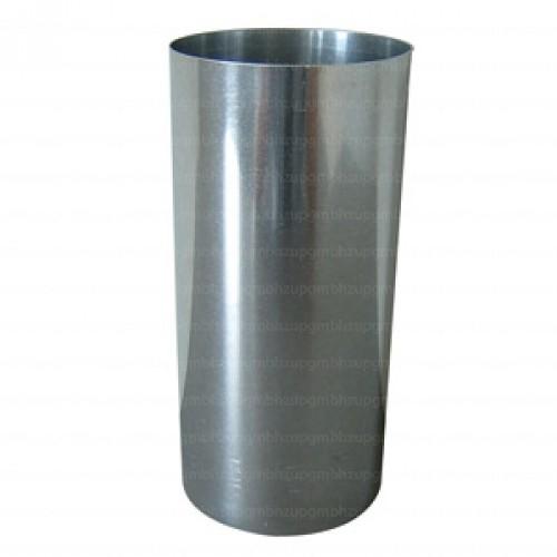 aluminium abgasrohr rohr alurohr dn110 130 150 ebay. Black Bedroom Furniture Sets. Home Design Ideas
