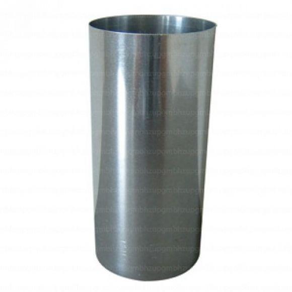 aluminium abgasrohr rohr alurohr dn110 130 150. Black Bedroom Furniture Sets. Home Design Ideas