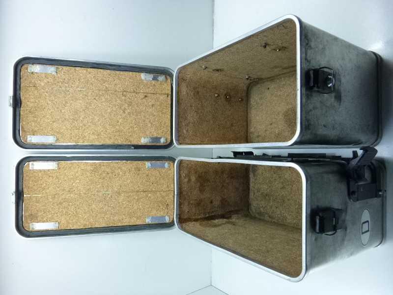 alu koffer motorradkoffer seitenkoffer g tz box links. Black Bedroom Furniture Sets. Home Design Ideas